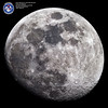 Our Moon, April 26 2018 (backyardastronomyguy) Tags: moon nasa jpl lunar photomerge panorama solarsystemambassador