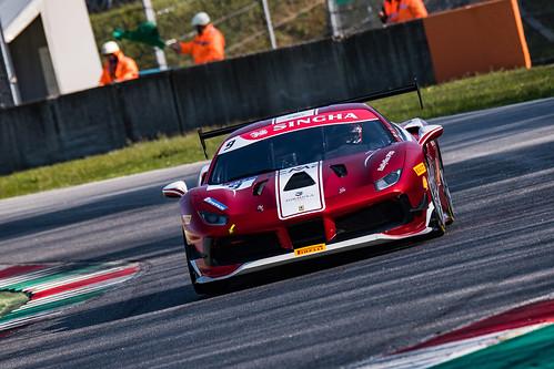 "Ferrari Challenge Mugello 2018 • <a style=""font-size:0.8em;"" href=""http://www.flickr.com/photos/144994865@N06/26932134267/"" target=""_blank"">View on Flickr</a>"