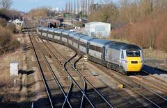 East Coast Diversion (paul_braybrook) Tags: hst eastcoast diversion milford northyorkshire inverness kingscross highlandchieftain railway trains highspeedtrains