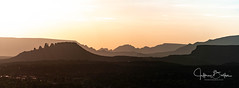 Sedona Sunset (Jeffrey Balfus (thx for 2.5 Million views)) Tags: sedona sonya9 golf sunset