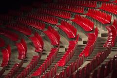 Fauteuils (Marc_L21) Tags: fauteuil chair rouge red concert zenith dijon