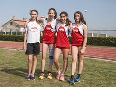 Alissa Salvucci, Ambra Compagnucci, Ludovica Lombi, Greta Ricciardi