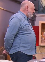 20180504_174022 (jeanmarc.tummy) Tags: belly majorbelly mature ball side tightshirt bart bear beard affaireconclue france tv ideal