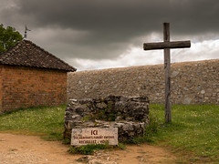 RIP (Lanceflot) Tags: insanity history oradour sur glane france nazi limousin remember peace church
