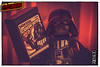 Come to the dark side! We have cookies! (Priovit70) Tags: lego minifigures starwars darthvader cookies revengeofthefifth olympuspenepl7 macro