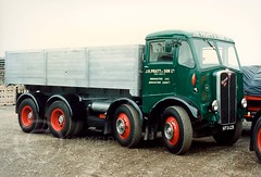 HFX429 AEC (Mark Schofield @ JB Schofield) Tags: road transport haulage freight truck wagon lorry commercial vehicle hgv lgv haulier contractor
