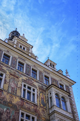 Trip to Prague (Дмитрий Овчинников) Tags: prague trip travel tourism europe czech architecture building city landmark sky history culture old town european art capital facade heritage airplane ngc