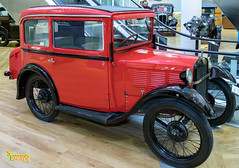 1928 BMW Dixi 3/15 - British Motor Museum, Gaydon, Warwick. UK (2.2 mil views - Thank you all.) Tags: staneastwood stanleyeastwood car wheel light vintage headlight grill horn