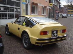 ALFA ROMEO 1300 JUNIOR Z  AE-37-84 1971 / 1999 Deventer (willemalink) Tags: alfa romeo 1300 junior z ae3784 1971 1999 deventer
