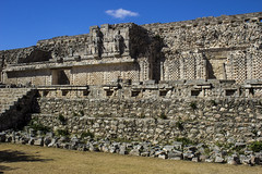 IMG_2641_1 (avolanti) Tags: uxmal pyramid pyramids pyramidofthemagician mexico mayan ruins vacation travel yucatan beautiful wanderlust explore