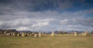 Castlerigg Stone Circle, Keswick, Lakes District