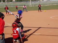 DSCN5848 (Roswell Sluggers) Tags: softball rgsa girls sport fun kids youth roswell invaders tournament summer blast