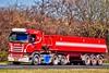 XP90459 (12.04.04)_Balancer (Lav Ulv) Tags: articulated artic trækker hauler semi trailer zugmaschine sattelzug sattelschlepper auflieger tractorunit tractor hedegaard scania scaniarseries rseries pgrseries r500 v8 e3 euro3 2005 6x2 r5 bulktipper driverclaus kelbergtrailer truck truckphoto truckspotter traffic trafik verkehr cabover street road strasse vej commercialvehicles erhvervskøretøjer danmark denmark dänemark danishhauliers danskefirmaer danskevognmænd vehicle køretøj aarhus lkw lastbil lastvogn camion vehicule coe danemark danimarca lorry autocarra motorway autobahn motorvej vibyj highway hiway autostrada