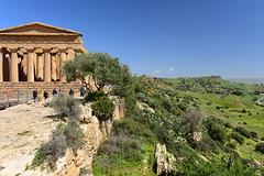 Valle dei Templi, Agrigento, Sicily, April 2018 119 (tango-) Tags: italia italien italie italy sizilien sicilie sicily sicilia