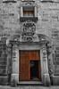 (196/18) La puerta (Pablo Arias) Tags: pabloarias photoshop photomatix capturenxd españa arquitectura cantería edificio puerta cutout ciudadela menorca