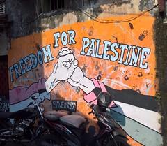 """""""Freedom for Palestine"""" Yogyakarta 2018"""