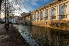 BRUJAS (BELGICA) (Fotoencuadre Miguel Alvarez) Tags: brujas bélgica flandes canales europa ciudad belgica gante bruselas medieval iglesias castillo catedral benelux