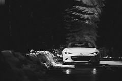 Lost for a weekend pt. 1 (Evoked Photography) Tags: evoked evokedphotography evokedphoto mazda miata acadia