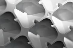 #MacroMonday #Plastic (snappyslug) Tags: macromonday macro plastic bw closeup nikon sigma