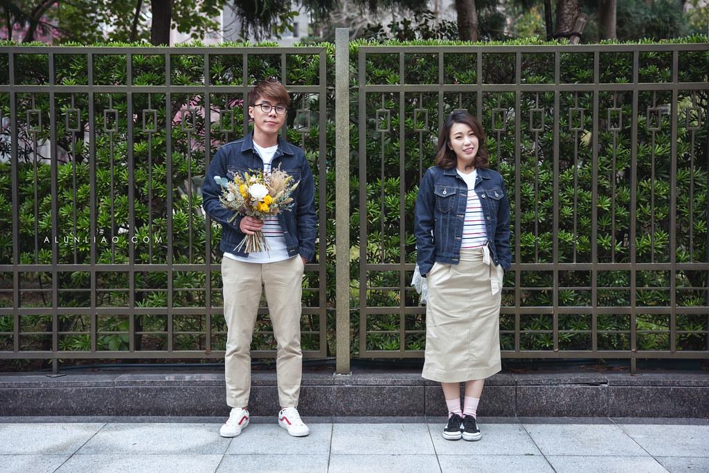 大同大學,北投龍鳳谷,中山432號公園,花輪的自主婚紗,姿讌的新娘秘書造型