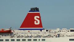 18 04 28 Stena Europe Rosslare (4) (pghcork) Tags: rosslare stenaline stenaeurope ferry ferries wexford ireland 2018