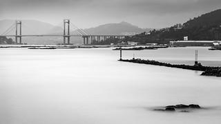 Puente de Rande. Ria de Vigo