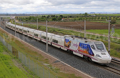 130.40 29 (Mariano Alvaro) Tags: alvia renfe serie 130 tren talgo train ave alta velocidad torrejon de velasco madris cadiz universidad salamanca 800 años