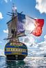 _D815638-L'Hermione dans le goulet (Brestitude) Tags: lhermione bateau boat vieuxgréements oldsailship sail voile brest bretagne brittany breizh finistère rade goulet drapeau pavillon france fêtes maritimes ©laurentnevo2018