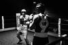 26866 - Face off (Diego Rosato) Tags: boxe boxing boxelatina pugilato palaboxe bianconero blackwhite nikon d700 2470mm tamron rawtherapee reunion face off