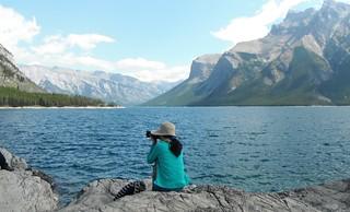 Banff Park Summer