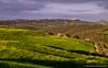 Rolling hills below Pienza (Hans Kruse Photography) Tags: cappelladellamadonnadivitaleta valdorcia italy tuscany pienza