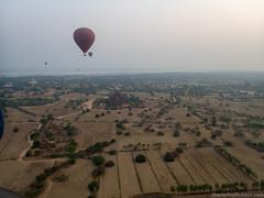 Myanmar-20180323-3230517 (ShaneAndRobbie) Tags: myinkabar mandalayregion myanmarburma mm myanmar burma bagan balloonsoverbagan ballooning hotair balloon