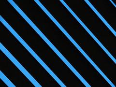 Abstract Blinds 06-04-2018 (gallftree008) Tags: blueblack 06042018 swords codublin ireland abstract blue county classic co dublin dub eire e abstarct window blinds arty art artofimages artataglance artistic artyfarty surreal diagonal louvers o