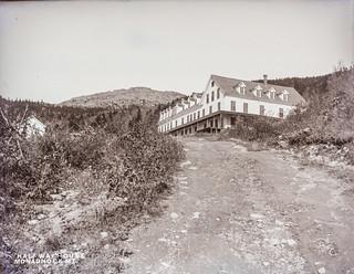 Halfway House on Mount Monadnock