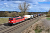 Railpool 151 163 Vierkirchen (6274) (christophschneider1) Tags: kbs 9002 kbs900 vierkirchen dachauerhinterland oberbayern railpool 151 151163 dbcargo gemischtergüterzug ez