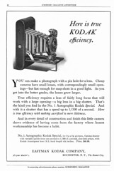 Ad from 1914 for the No. 1A Autographic Kodak Special (juliensart) Tags: scribners magazine 1914 ad advertentie publicité scan advertising em5markii olympus micro fourthird juliensart bakeliet bakelite kodak camera autographic baekeland eastman four thirds zoom 1250mm george usa vs america collection verzameling leo henderik gent ghent company rochester bakelit bachelite plastique bakélite kunststoff plast plastica bakelitt plástico baquelite