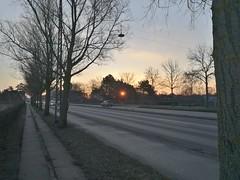 Sunrise 20180209_0804 (fru_green) Tags: sunrise solopgang