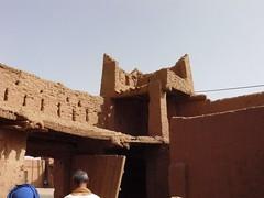 Kasbah M'Hamid (8) (François Magne) Tags: maroc mhamid kasbah désert village