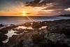 Sarà che il vino cala forte più veloce del sole, sarà che sono come un dolce che non riesci a evitare, sarà che ballano sta pizzica, sta pizzica... (LuxTDG) Tags: biagio antonacci torre suda salento puglia crostone di roccia rocce scogliera cliff reef rocks scoglio spiaggia beach panorama landscape mare sea seascape raggi sole sun sunbeams sunlight tramonto sunset ora dorata golden hour cielo sky nuvole clouds vento wind golfo bay gulf colori colors lunga esposizione long exposition estate summer south italy italia hdr