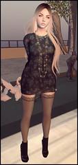 1011 (elifarun) Tags: blogging secondlife fashion fashionblogger slfashion secondlifefashion sl shape dollarbie virtualfashion virtual meshhead mesh bento