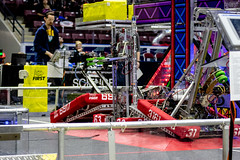 IMG_7708 (Team 3161 - Tronic Titans) Tags: oakville omgrobots light event coverage robot robotics hersheyscentre gold mechanical electrical pneumatics onchampsfrc first firstcanada frc ontario tronic titans