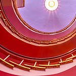 Staircase in red thumbnail