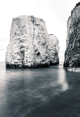 (colin|whittaker) Tags: blackwhite beach botanybay cliffs coastal outdoors longexposure thanet chalk seaside broadstairs england unitedkingdom gb