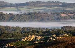 Les Monts d'Arrée (Faouic) Tags: france bretagne finistère montsdarrée brume