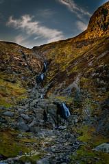 DSC_0539 (Alrom Photography) Tags: ireland nature nationalpark mahon mahonfalls irish luckoftheirish eire irishnature landscape landscapephotography mountain water waterfall