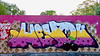 Den Haag Graffiti HEYOU (Akbar Sim) Tags: heyou zuiderpark denhaag thehague agga holland nederland netherlands graffiti akbarsim akbarsimonse urbanart