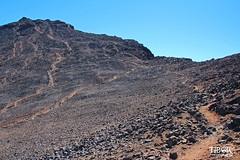Ascending Toubkal (morbidtibor) Tags: africa northafrica morocco desert atlas atlasmountains toubkal trekking hiking summit