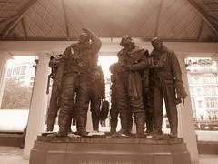 RAF Bomber Command Memorial, Philip Jackson (Sculptor), Hyde Park Corner, London (19) (f1jherbert) Tags: canonpowershotsx620hs canonpowershotsx620 canonpowershot sx620hs canonsx620 powershotsx620hs canon powershot sx620 hs powershotsx620 powershoths londonengland londongreatbritian londonunitedkingdom greatbritain unitedkingdom london england uk gb great britain united kingdom sculptures art sculptors