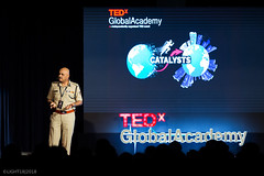 Mr. Praveen Sood (TEDxGlobalAcademy) Tags: tedxglobalacademy ips officer people