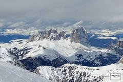 Marmolada 3343 mtr. Trentino Italy Winter (ugoehler) Tags: alpen alps altoadige berge dolomiti gipfel marmolada mountains puntapeina puntarocca seilbahn ski snowboard südtirol trentino suedtirol italy italien italia azzuro